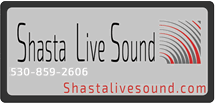 Mt Shasta Live Sound